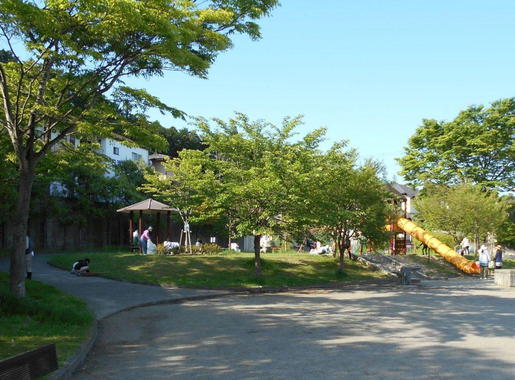 たきみち公園清掃